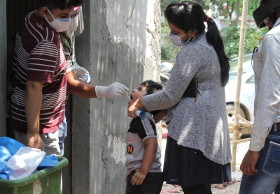 India sees dip in infections, records 3.66L cases & 3,754 deaths
