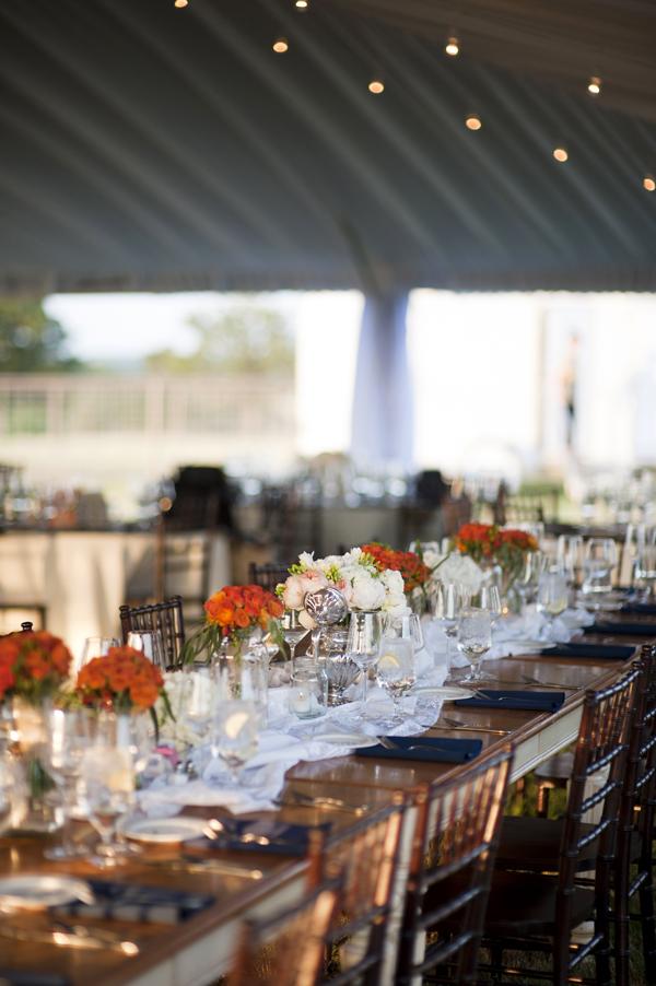 Southern Wedding Reception Food