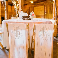 Wedding Chair Covers For Bride And Groom Dining Chairs With Casters Swivel It Should Be Exactly As You Want Because...it's Your Party!: & Decor