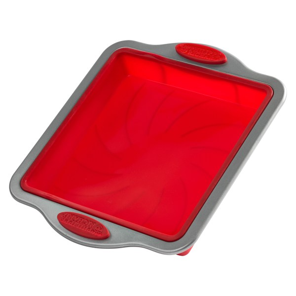 Silicone Square Cake Pan Philippe Richard Ttu