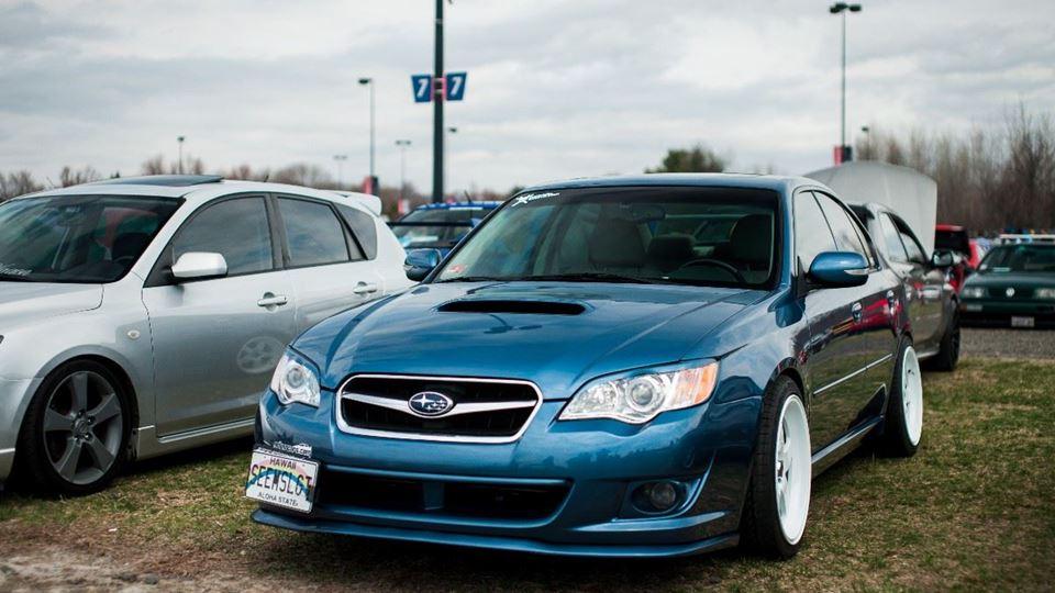 Subaru Legacy GT - Drivn