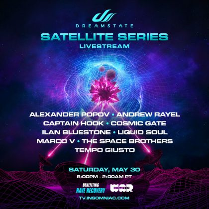 Dreamstate Satellite Series Livestream