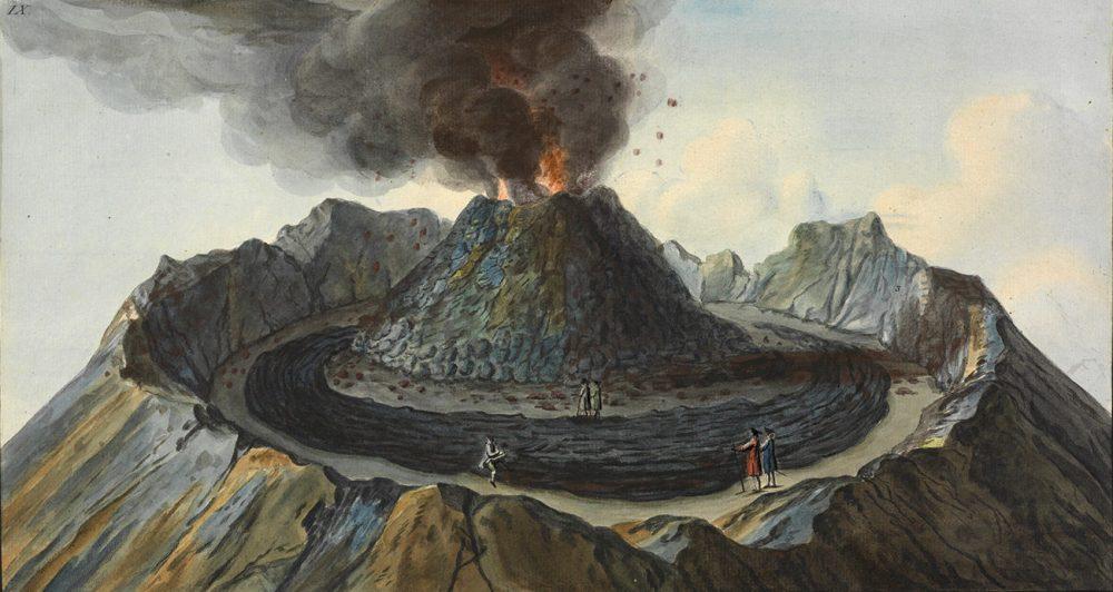 medium resolution of volcano observer sir william hamilton and mount vesuvius