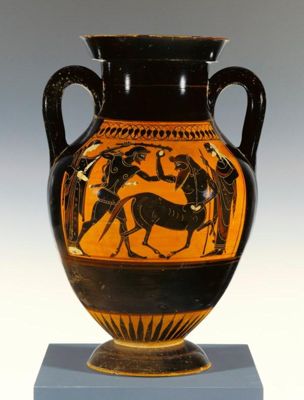 Ancient Greek Pottery Lends Secrets Future Space