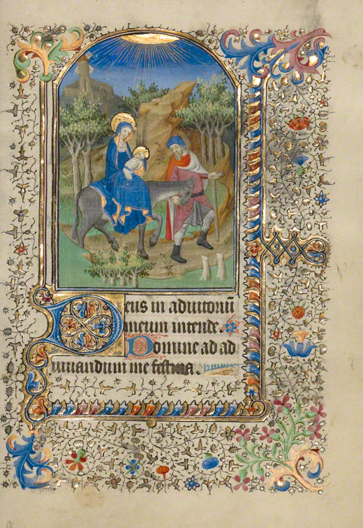 Have You Seen An Illuminated Manuscript Lately The