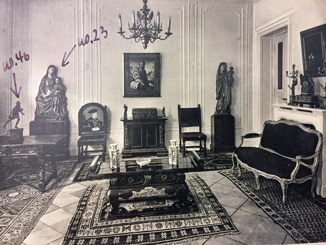 Nazi Art Looting in Holland  The Getty Iris