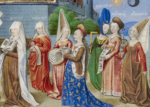 Medieval Women Middle Ages Clothing