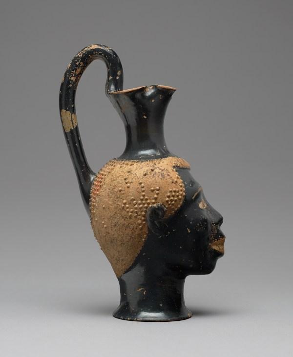 Investigation Of Black Figures In Classical Greek Art