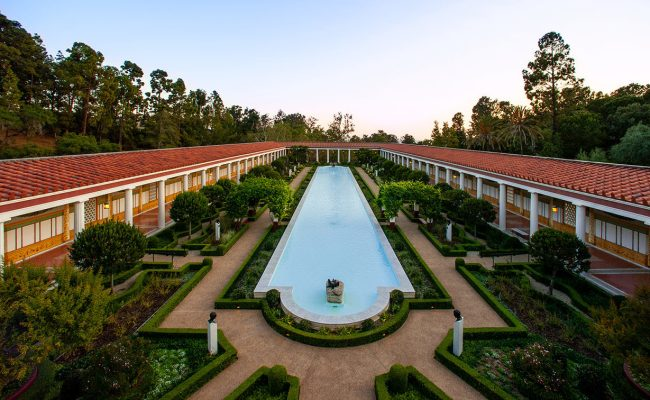 Getty Villa And Center Safe From Fires Villa To Reopen