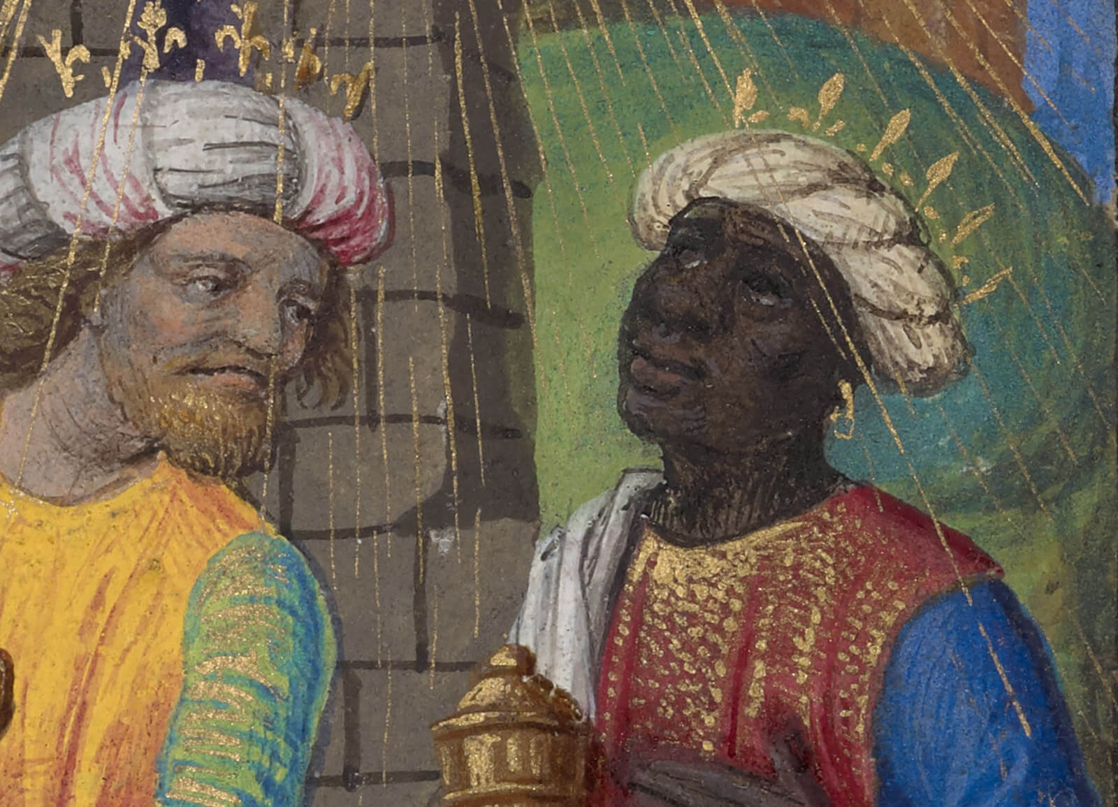 A New Exhibition Explores Balthazar A Black African King In Medieval And Renaissance European Art Getty Iris
