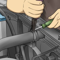 2003 Jeep Liberty Engine Diagram Wiring Of Star Delta Motor Starter How To Replace A Radiator Hose | Yourmechanic Advice