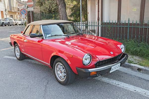 How to Buy a Classic Fiat 124 Sport Spider YourMechanic