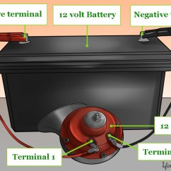 Wiring Diagram Of A Car Horn 2007 Chrysler 300 Engine How To Fix Yourmechanic Advice Hooked Up Battery