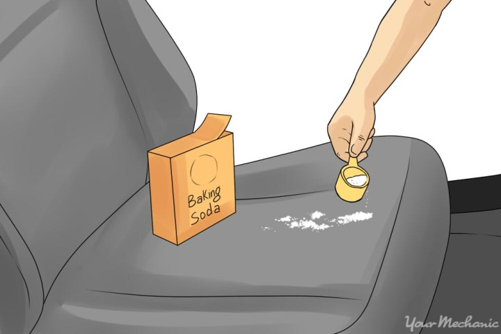 Remove Vomit Smell From Car Seat