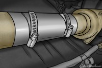 How to Repair an Exhaust Pipe | YourMechanic Advice