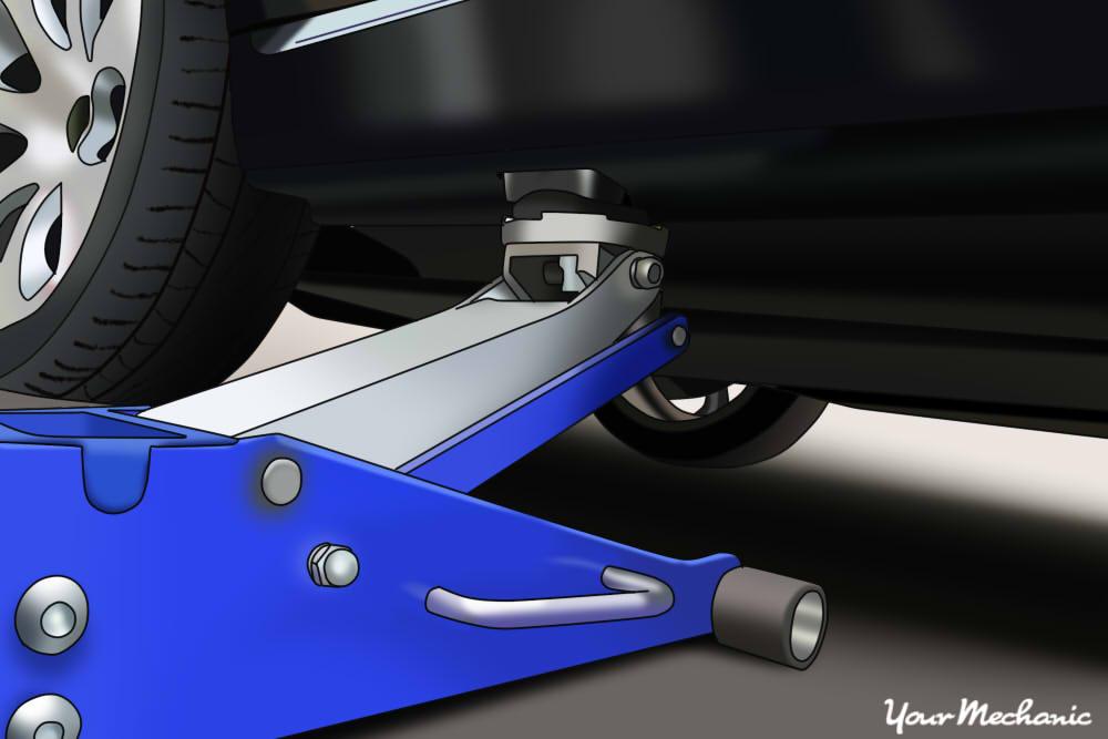 bmw vehicle speed sensor wiring diagram tekonsha primus how to replace a transmission yourmechanic advice jack raising up