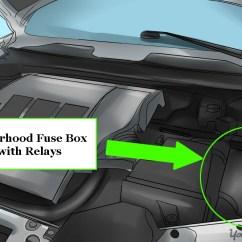 2003 Saturn Vue Horn Wiring Diagram Sony Cdx Gt600ui How To Fix A Car Yourmechanic Advice Underhood Fuse Box