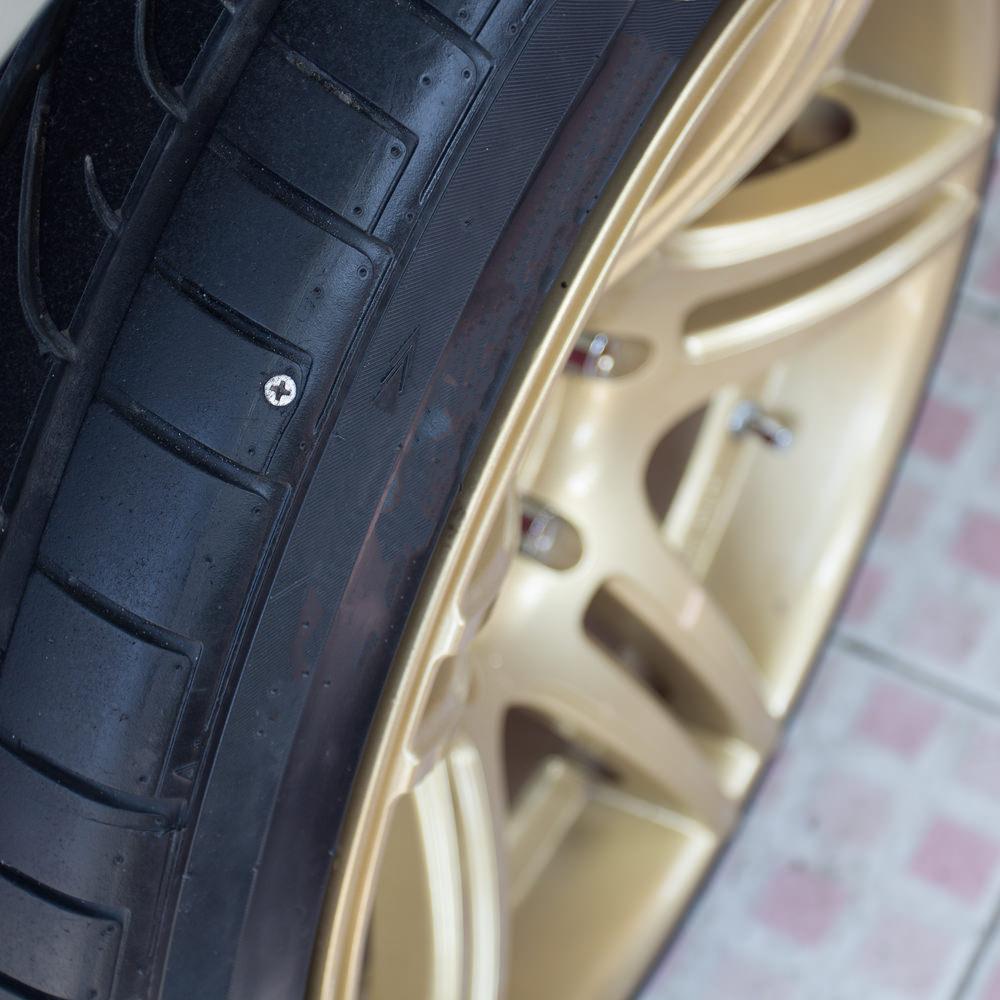 Free Tire Nail Repair
