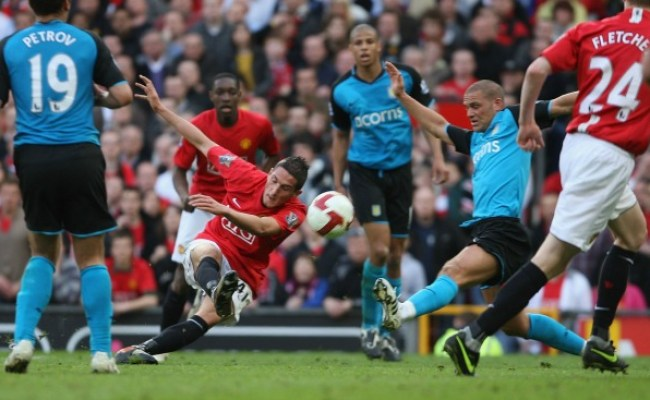 Memory Match Man Utd 3 Aston Villa 2 April 5 2009
