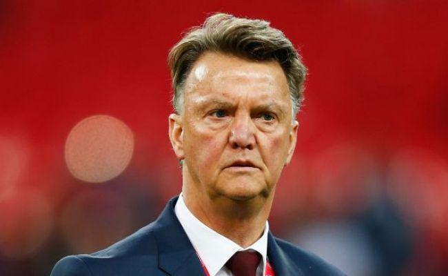 Louis Van Gaal Admits He Should Have Joined Tottenham