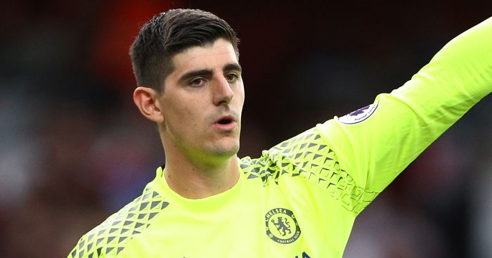Thibaut Courtois: Clarifies Chelsea future