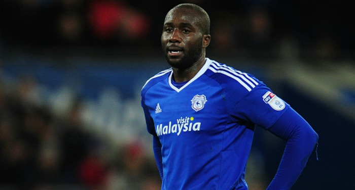 Cardiff ace Bamba 'positive' for toughest battle with cancer
