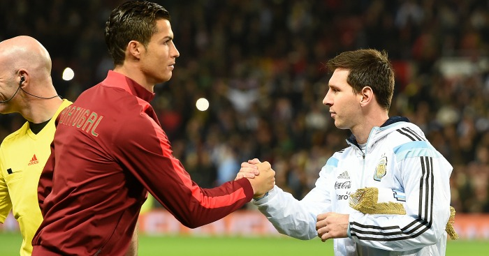 messi beats ronaldo to