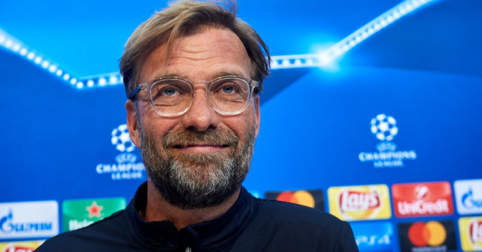 Klopp gives Origi a lift as he names three stars Liverpool 'thanked God' for