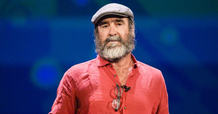 Cantona started off by invoking william shakespeare's king lear:. Eric Cantona gives baffling speech at UEFA prize-giving ...