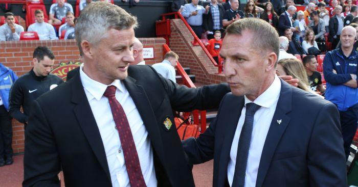 Brendan Rodgers tipped as better bet for Man Utd than Solskjaer