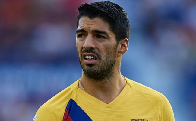 Former Liverpool Man Suarez Identifies Next Club As Barcelona Exit Looms
