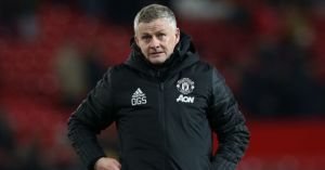 Solskjaer recalls the last time out with everton