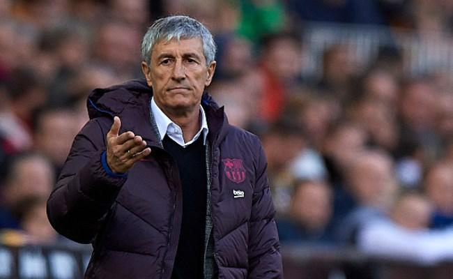 New Barcelona Boss Admits Interest In Signing Striker