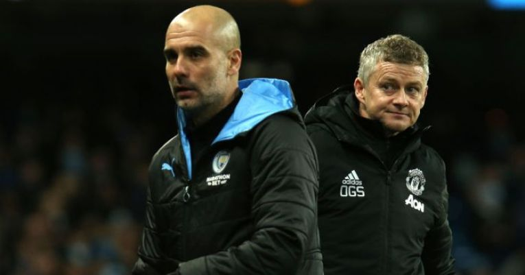Manchester City predicted lineup vs Man Utd