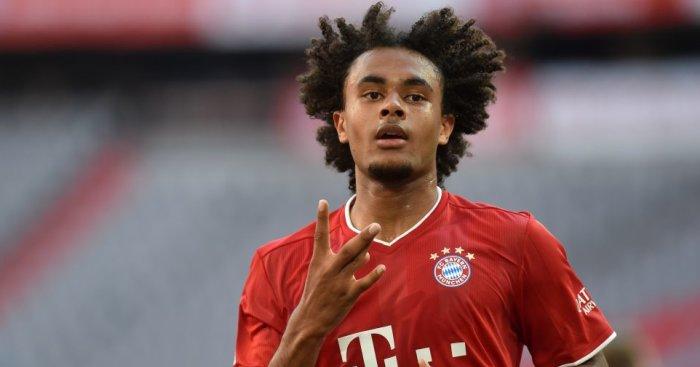 Joshua Zirkzee Bayern Munich