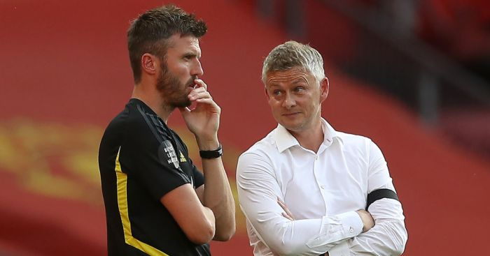 Photo of Carrick reveals what is 'unfair' about Pogba and Fernandes partnership   teamtalk.com