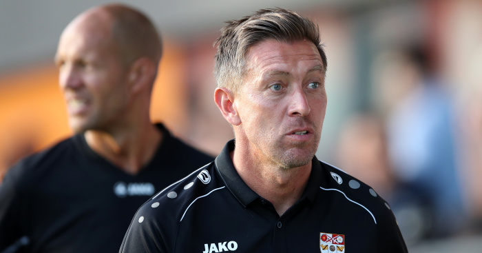 Wigan target former Barnet boss to replace Sheridan
