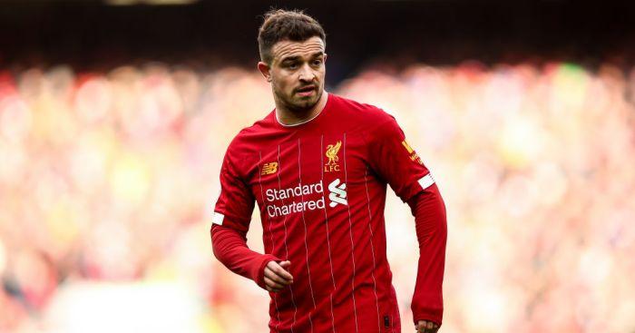 Xherdan Shaqiri Liverpool TEAMtalk