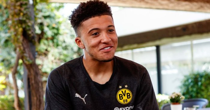 Jadon Sancho comes clean over how Man Utd speculation affected game