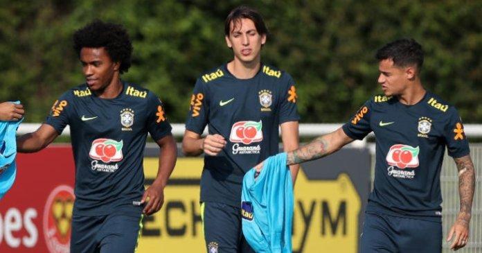 Willian, Philippe Coutinho