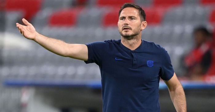Lampard assesses first year at Chelsea after Champions League exit