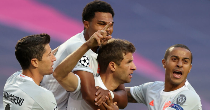 Imperious Bayern put Barcelona to the sword in spectacular 8-2 victory