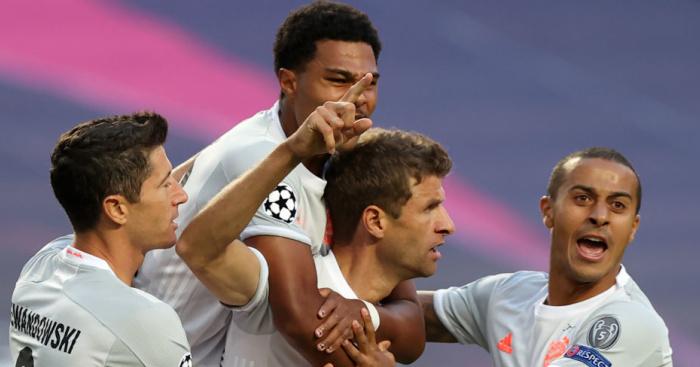 Muller Bayern TEAMtalk