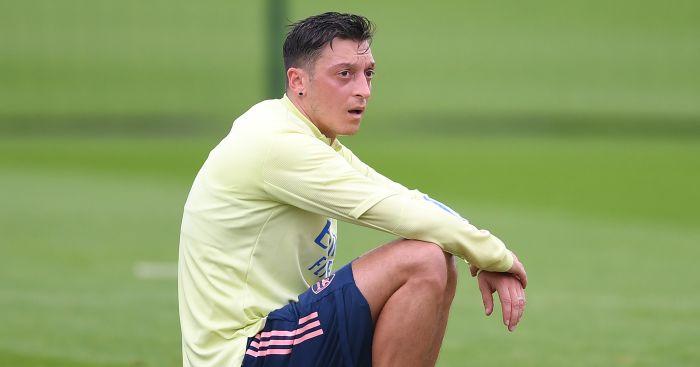 Mesut Ozil Arsenal TEAMtalk