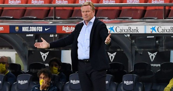 Barcelona power vacuum to aid Liverpool hopes of keeping midfielder