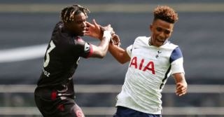 Time up for Tottenham midfielder as surprise Serie A transfer nears