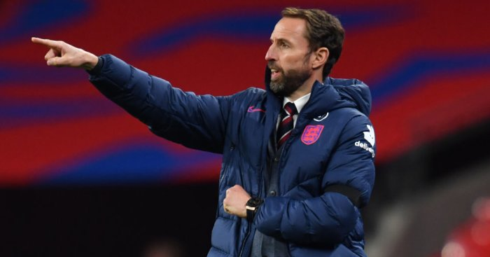 Southgate explains how one England debutant has reached another level