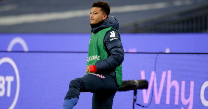 Dortmund chief says Man Utd 'misjudged' Sancho; hints at 'compromise'
