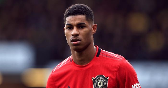 Marcus Rashford Manchester United 1