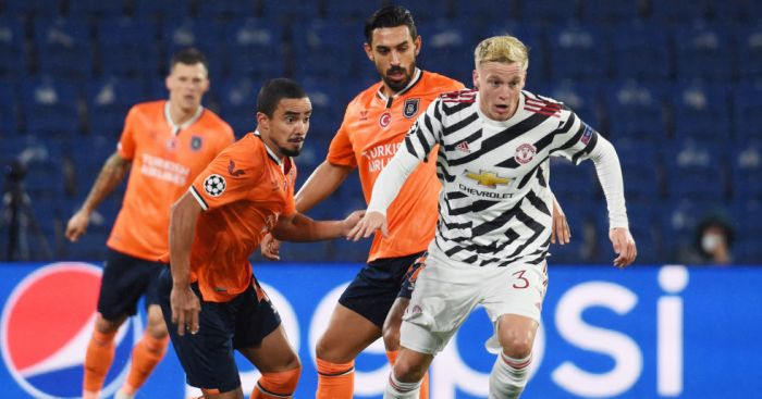 Van de Beek baffled by Man Utd collapse despite 'feeling' after Martial goal